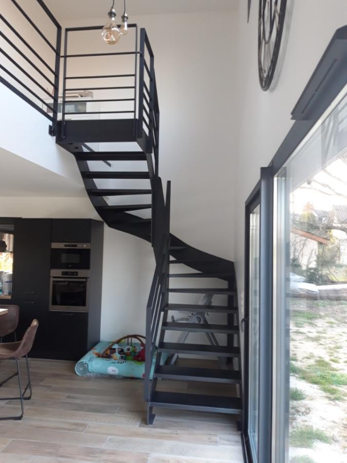 Escalier St Didier